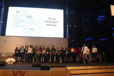 Young Challenger Summit Berlin