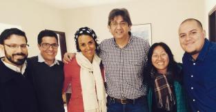 Taller de Estrategía Equipo Regional de Sur America en Bolivia