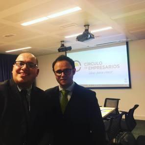 Taller en Circulo de Empresarios Madrid