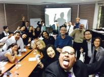 Exploring collaboration opportunities with an amazing group of social innovators across sectors in Thailand