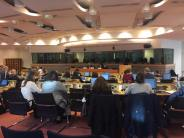 Workshop and Training at the Committee of the Regions EU, Brussels.