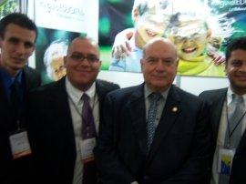 Con el Secretario General de la OEA