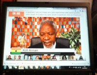 Conversation with Kofi Annan
